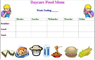 Morning Star Daycare provides breakfast, lunch and afternoon snack ...